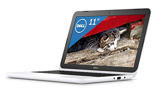 Dell ノートパソコン Inspiron 11 Celeron Office付きモデル ホワイト 17Q11HBW/Windows10/Office H&B/11.6インチ/2GB/32GB