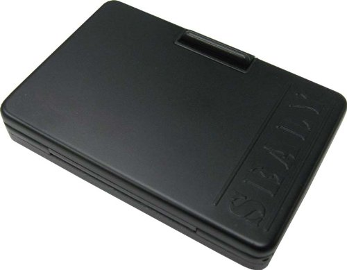HOUSE USE PRODUCTS(ハウスユーズプロダクツ) 携帯灰皿 PORTABLE ASHTRAY SEALY BLACK HFT181 [正規代理店品]