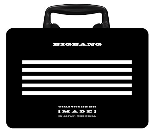 BIGBANG WORLD TOUR 2015~2016 [MADE] IN JAPAN : THE FINAL(DVD(3枚組)+LIVE CD(2枚組)+PHOTO BOOK+スマプラムービー&ミュージック)(初回生産限定盤)