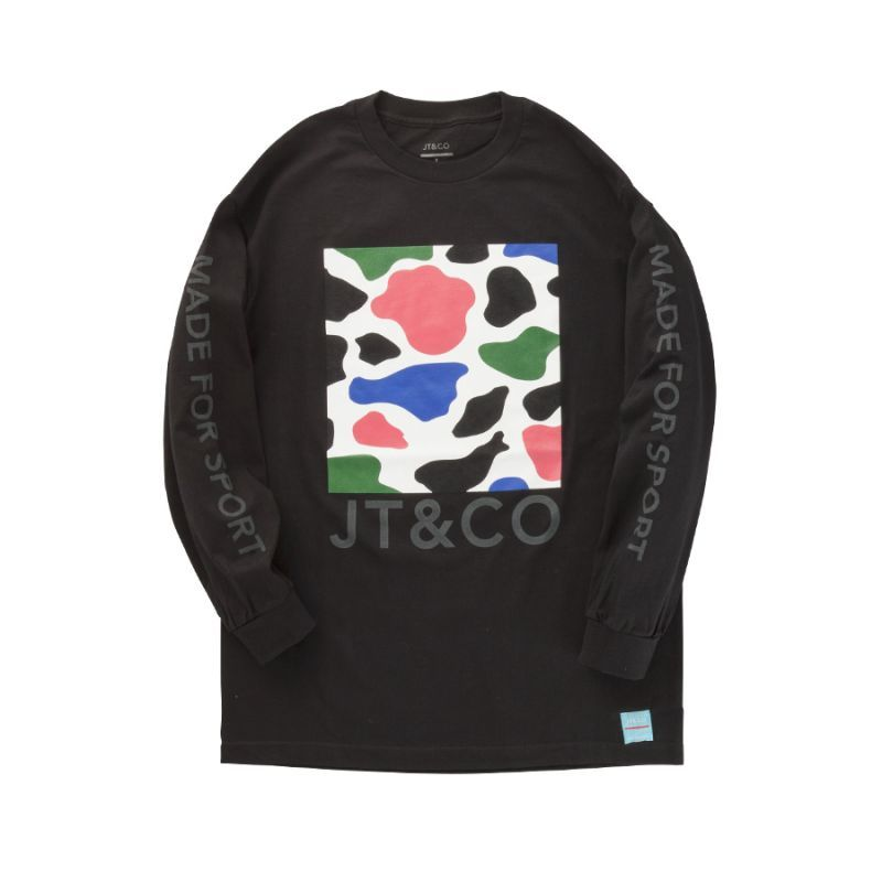 JT&CO 「MADE FOR SPORT L/S TEE」