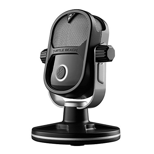 Turtle Beach Universal digital USB Stream Mic with TruSpeak - Xbox One, Xbox One S, PS4, PS4 Pro and PC [並行輸入品]