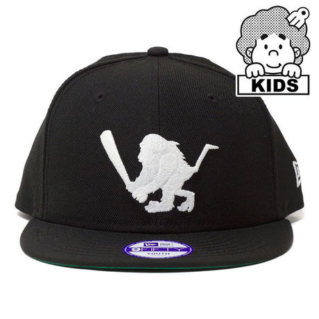 "【SANTASTIC!】NEW ERA 9FIFTY ""BAT SARU""(for KIDS)"