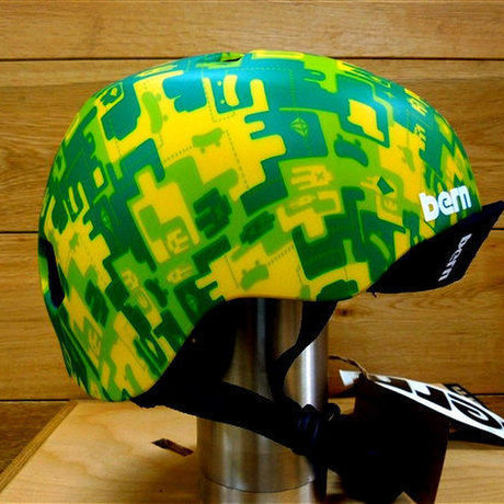 bern HELMET / NINO (Kids Model)GreenCamo